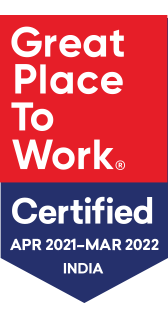 Great Place To Work Apr 2021 - Mar 2022